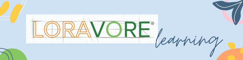 This image has an empty alt attribute; its file name is Loravore-Learning-web-header.png