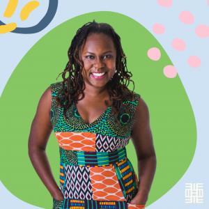 Image of Dr. Erika D. Tate, founder and CEO of Bluknowledge