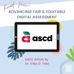 Image for ASCD Article: Advancing Fair and Equitable Digital Assessment